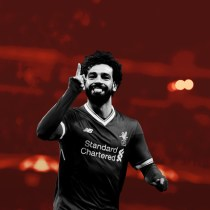 Mohamed Salah Liverpool Inglaterra Champions League Beatles