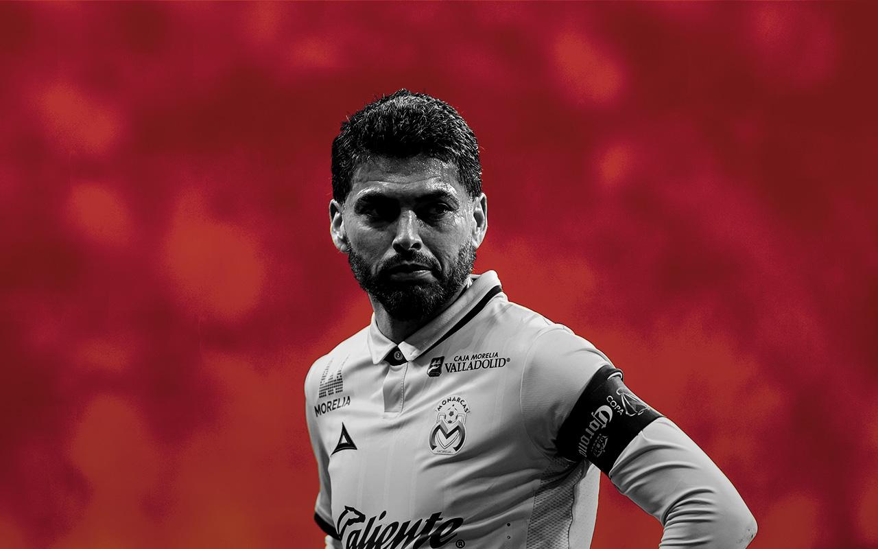 Carlos Adrián Morales, Lobos BUAP, Liga MX, Ascenso MX, Reflejan, Descenso, Futbolista, Lucha, Descenso, Lagrimas, Llanto