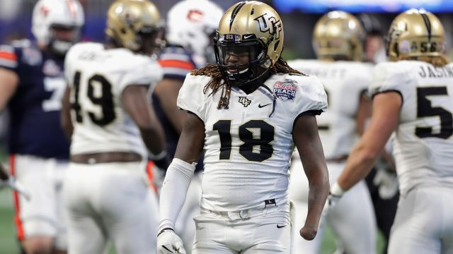 Shaquem Griffin Una Mano NFL Draft Seattle Seahawks