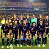 Liga Femenil, De ida, Estadio Universitario, Nemesio Diez, Jugaron, Semifinales, América, Tigres, Toluca, Monterrey