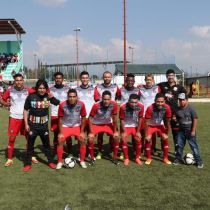Tripa Pérez Reaparece Jugando Deportivo Aragón Oaxaca