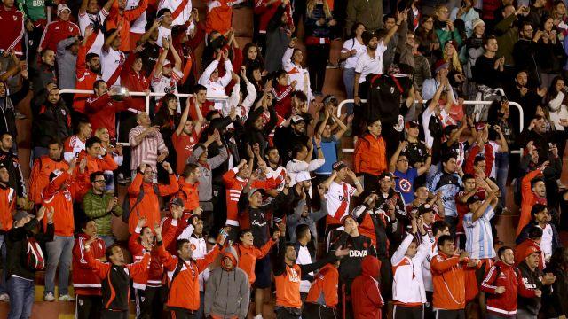 Aficionado Hincha River Plate Muerto Fallecido Estadio