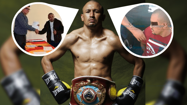 Boxeador Detenido Candidato Robo Siri Salido Morena Sonora