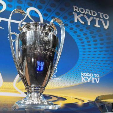 Champions League Final Hora Donde Estadio Real Madrid Liverpool
