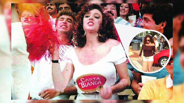 Chiquitibum México 1986 Mundial Mar Castro Novia Copa Del Mundo 1OK