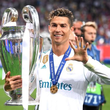 Cristiano Ronaldo Despedida Real Madrid Champions League