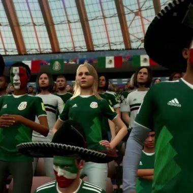 FIFA 18 Actualización Copa Mundo Quejas Fallas