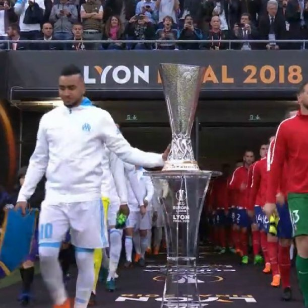 Dimitri Payet Copa Europa League