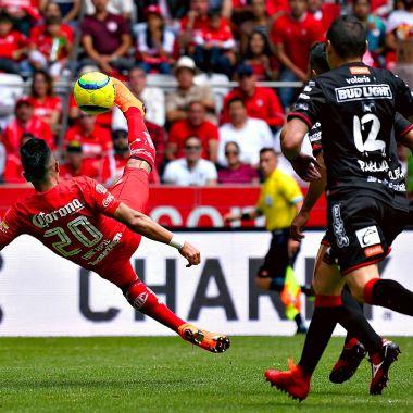 Xolos Tijuana Goles Fernando Uribe Toluca Goles Clausura 2018