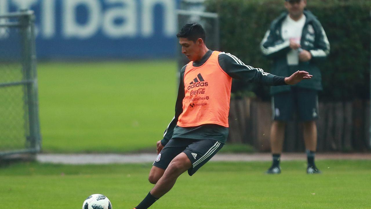 Cambios Selección Mexicana Gales Juan Carlos Osorio