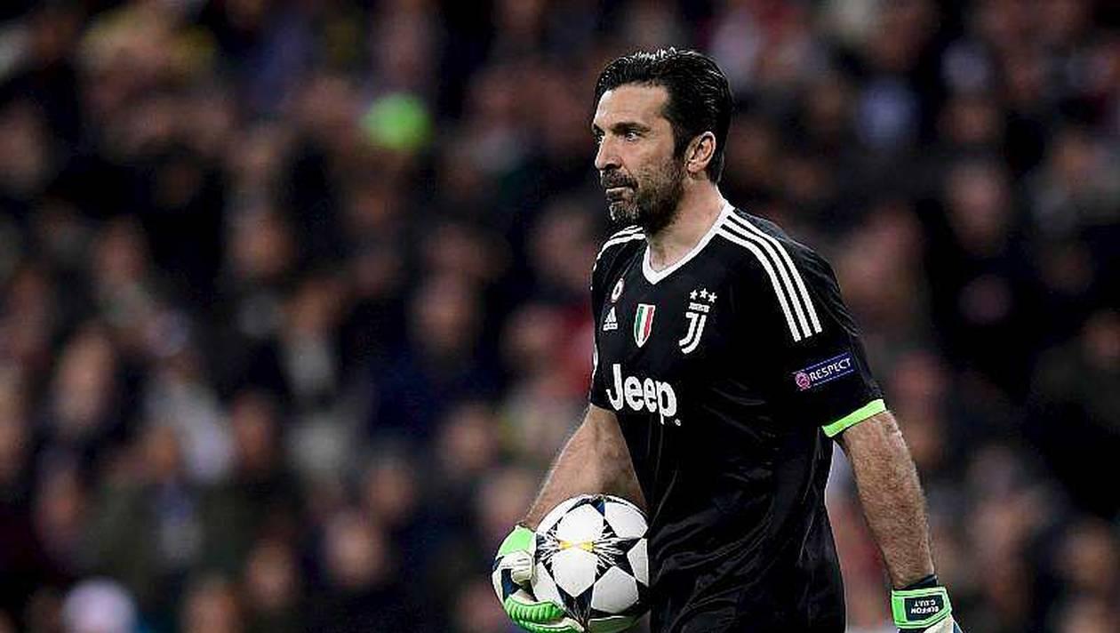 Gianluigi Buffon Retiro Adiós Juventus Italia