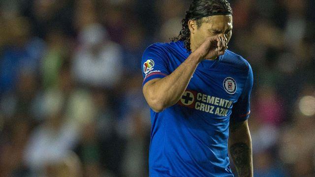 Cruz Azul Carlos Gullit Peña Rangers Días Desaparecido