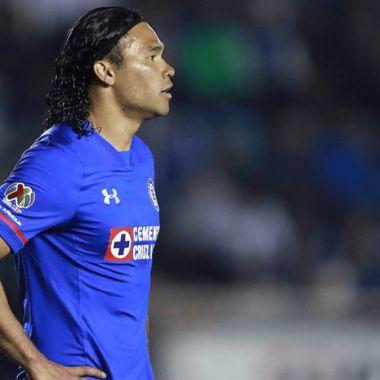 Gullit Peña Salida Cruz Azul Pedro Caixinha Presentación Ricardo Peláez