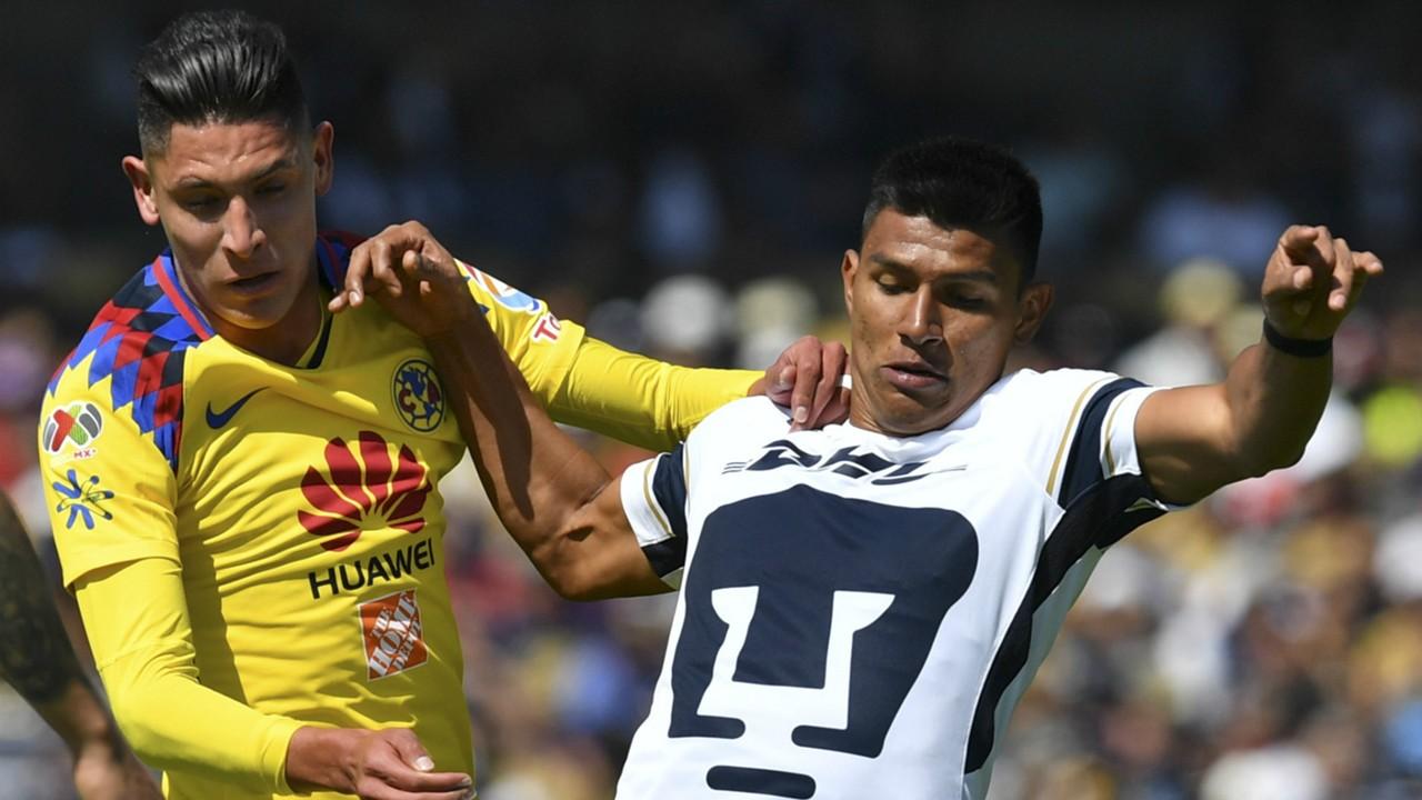 Jesús Gallardo Pumas Monterrey Refuerzos Apertura 2018