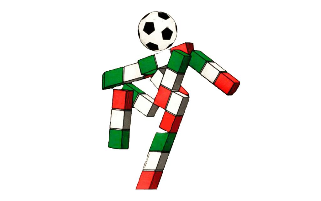 Mascotas Mundial Mejores Historia Ciao Italia 1990