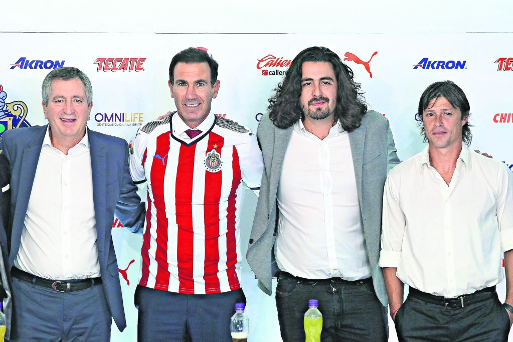 Matías Almeyda Chivas Refuerzos Apertura 2018 Francisco Gabriel de Anda