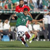 México Gales Amistoso Rusia 2018 Mundial Tecatito Resultado