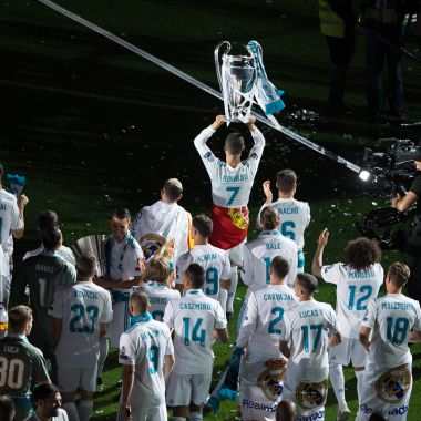 Real Madrid Trofeo Champions League Museo Espacio