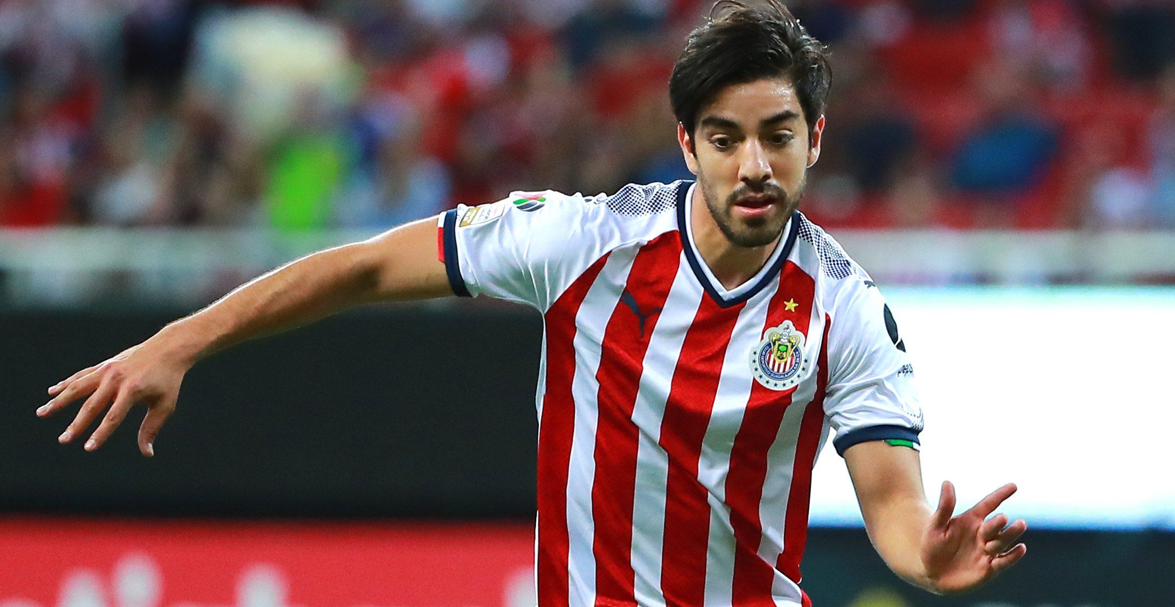 Rodolfo Pizarro Chivas Monterrey Europa Fichaje