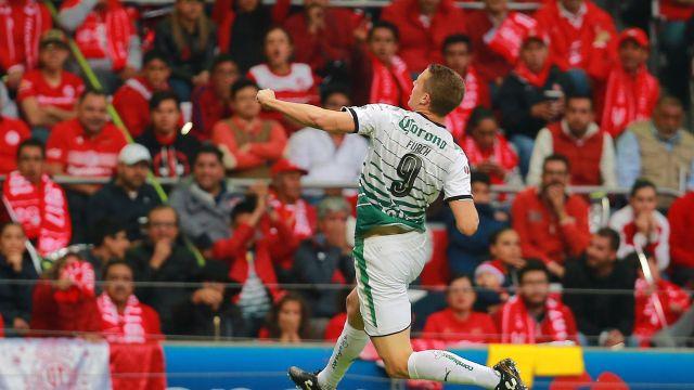 Santos Toluca Clausura 2018 Final Julio Furch