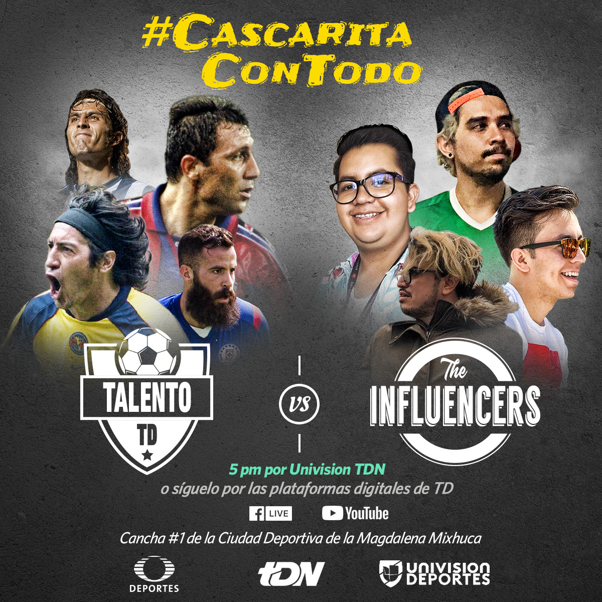 Televisa Deportes Influencers