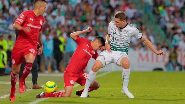 Toluca Santos Final Goles Quiñones Tavares Clausura 2018