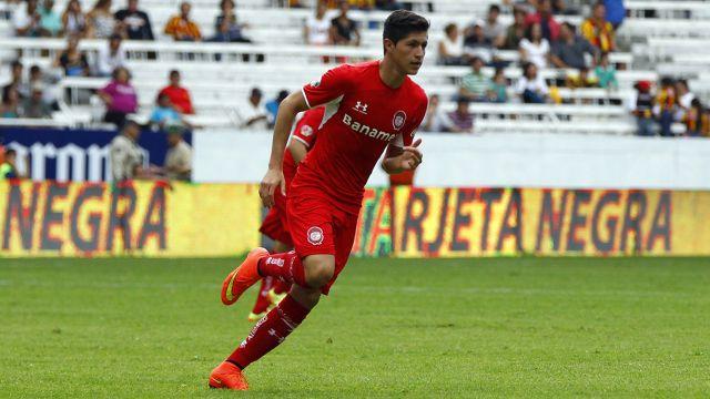 Diego Gama Atlético de Madrid La Piedad Refuerzo