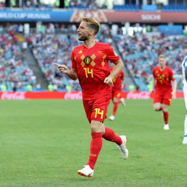 Bélgica golea a Panamá en su debut en Rusia 2018