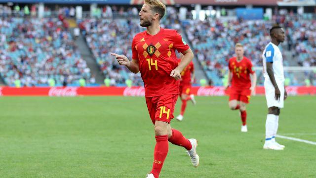 Bélgica Golea Panamá Rusia 2018 Los Pleyers