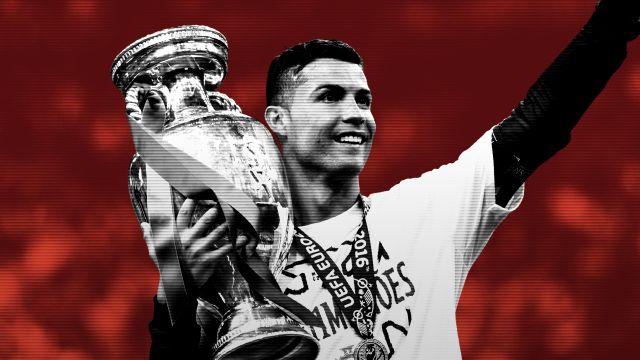 Cristiano Ronaldo Portugal España Mundial Rusia 2018