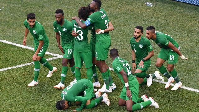 Crónica Arabia Saudita Egipto Mundial Rusia 2018