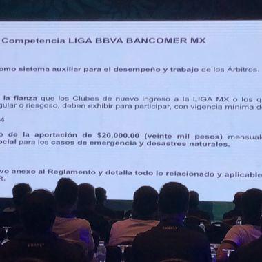 Habrá VAR en la Liga MX