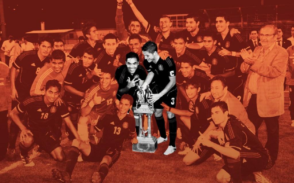 Esperanzas de Toulon 2012 Selección Mexicana Jugadores Historia