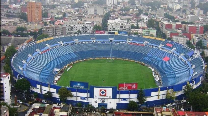 Estadio Azul Cruz Azul Partidos Pretemporada Apertura 2018