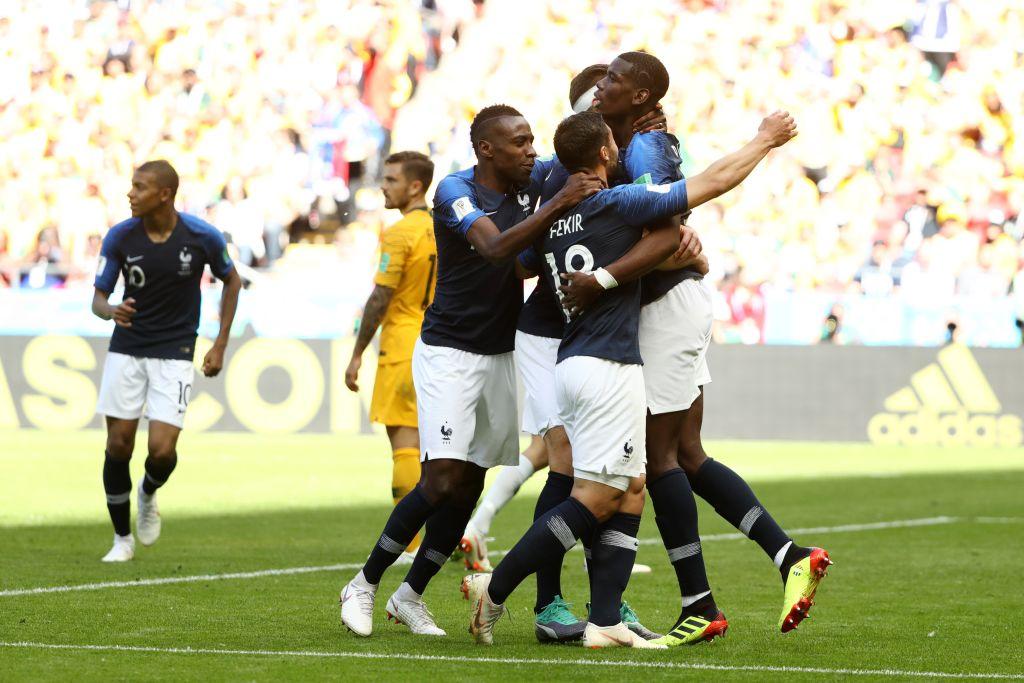 e82a9153e8ea2 Francia vs Australia en Mundial Rusia 2018 uso del VAR