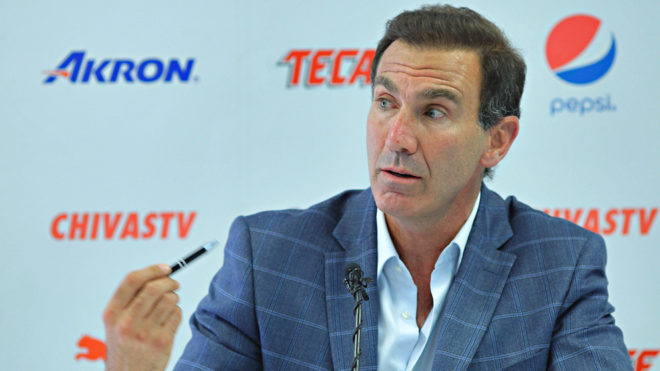 Francisco Gabriel de Anda deja su cargo como director deportivo de Chivas y deja el equipo junto con Matías Almeyda