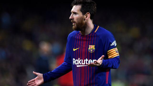 Francisco Buyo Lionel Messi Mentira Futbol Barcelona Real Madrid
