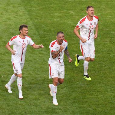 Serbia Vence Mínima Costa Rica Rusia 2018