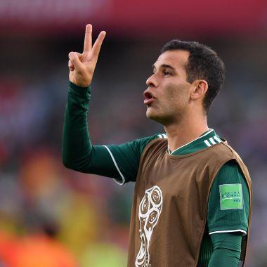 Rival México Octavos de Final Mundial Rusia