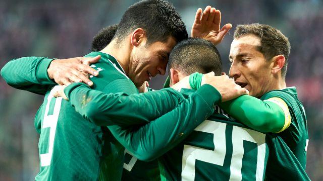 Horario México Alemania Selección Mexicana Mundial Rusia 2018