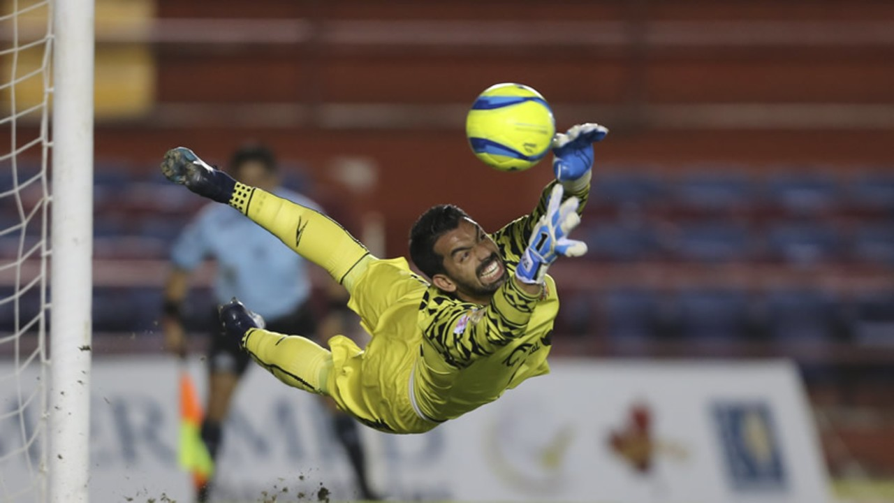 Atlas Contrata Veterano Portero Ascenso MX