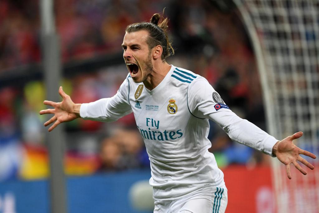 Manchester United Gareth Bale sustituto Ryan Giggs
