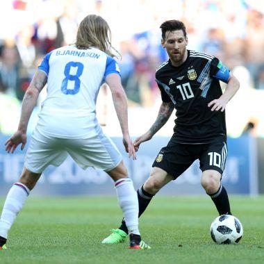 Messi Goles Argentina Islandia Mundial Rusia 2018