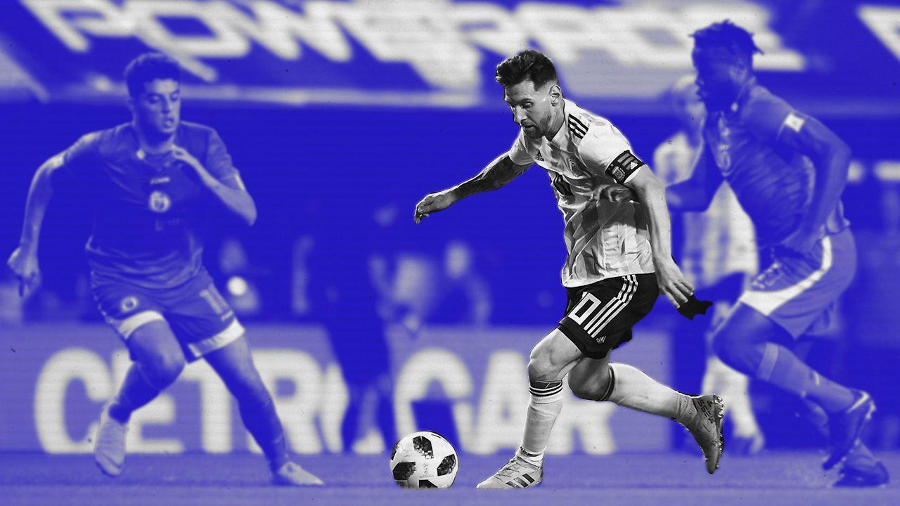 Quién Es Messi Un Homenaje Musical Al Mejor Jugador Del Mundo Video Los Pleyers