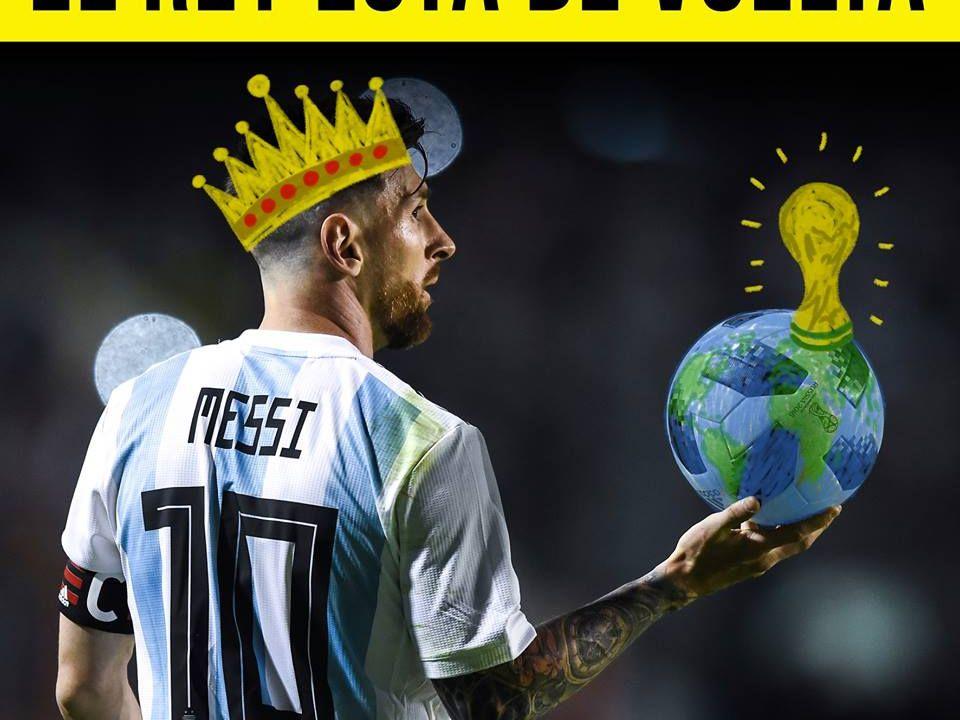 Lionel Messi Memes Argentina Maradona Nigeria