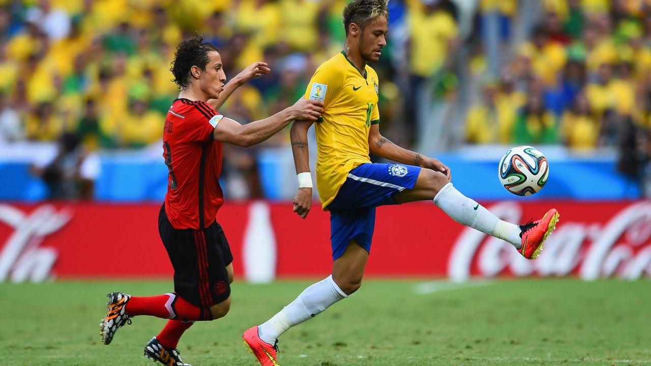 Neymar Valor Precio Selección Mexicana Brasil