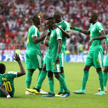 Polonia Senegal Goles Mundial Rusia 2018