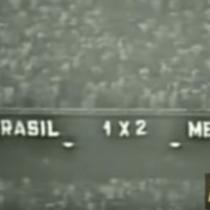 Así fue la primera gran victoria de México sobre Brasil