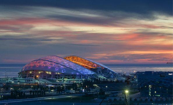 Sochi Sede Mundial Rusia 2018, Sedes Mundial Rusia 2018, Estadio Fisht Sochi, Rusia 2018