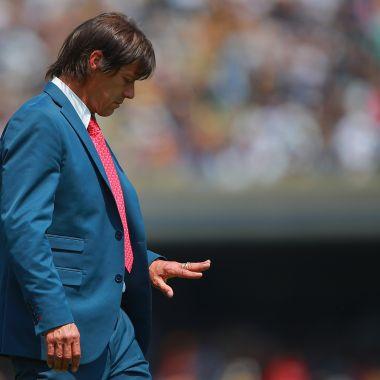 Almeyda Selección Mexicana Osorio DT Pleyers